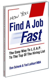 How You Find A Job Fast Book